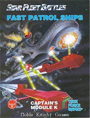 Supplement #3 - Fast Patrol Ships (Star Fleet Battles (Task Force Games))