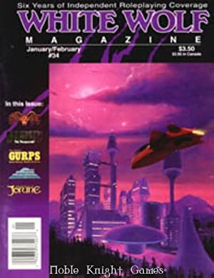 "34 ""Space-Age Magic in GURPS, People of"