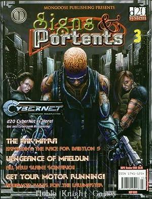 """3 """"d20 CyberNet"""" (Signs & Portents Magazine (d20))"""