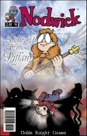 """9 """"A World Without Piffany"""" (Nodwick Comic)"""