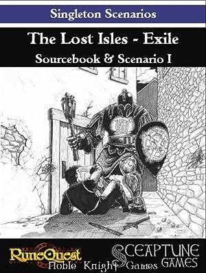 Singleton Scenarios #1 - The Lost Isles: Tim Bancroft
