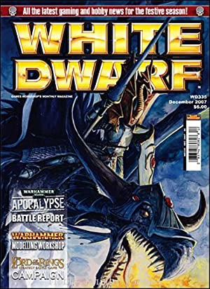 """335 """"Apocalypse Battle Report, Middle-Earth in Flames, High Elf Dragons"""" (White Dwarf ..."""
