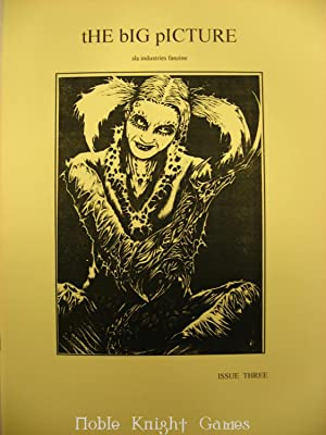 "3 ""Mort's Underworld"" (The Big Picture - SLA Industries Fanzine)"
