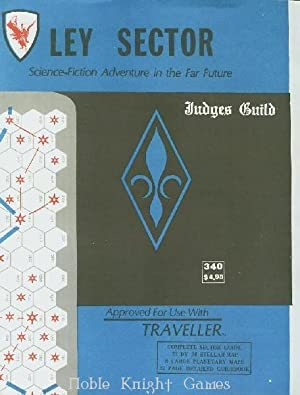 Science Fiction Campaign Pack Limited Edition (Traveller Modules & Supplements (Judges Guild))