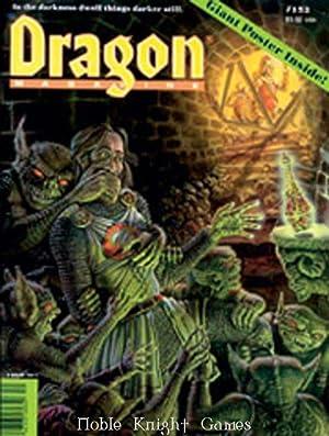 "#152 ""Underdark Monsters, The Ecology of the Umber Hulk"" (Dragon Magazine (UK Edition) #151..."
