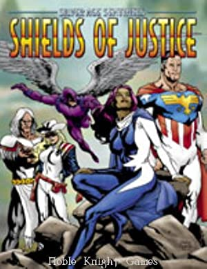 Shields of Justice (Silver Age Sentinels)