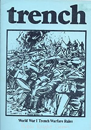 Trench - World War I Trench Warfare Rules (Miniature War Gaming (Little Soldier))