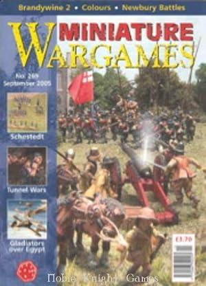 """269 """"Brandywine 2, Newbury Battles, Schestedt"""" (Miniature"""