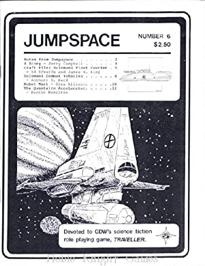 "6 ""Solomani Combat Vehicles, Robot Mart"" (Jumpspace - An Ilustrated Fanzine for Traveller..."
