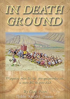In Death Ground (Miniature Historical Rules (Ruga-Ruga Publications)): Chris Peers