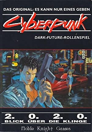 Cyberpunk 2.0.2.0. German Edition Limited Edition (Cyberpunk - Foreign Language Editions (R. ...