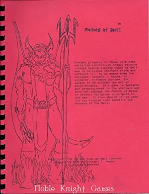 Dukes of Hell (Dukes of Hell (PBM)): Vincent Manna
