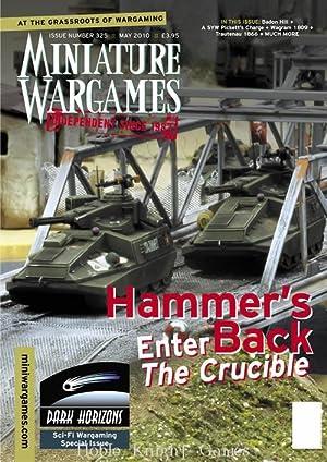 "325 ""Wagram 1809, Trautenau 1866, Hammer's Slammers"" (Miniature Wargames Magazine ..."