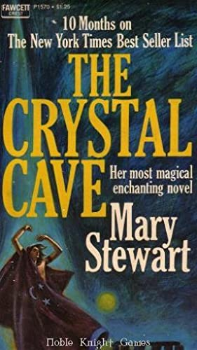 Image result for covers of crystal cave