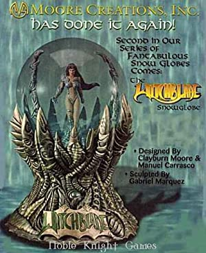 Witchblade Snowglobe (Witchblade Statues & Merchandise)