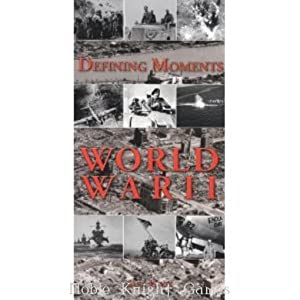 Defining Moments - World War II (Historical: Alex Hook