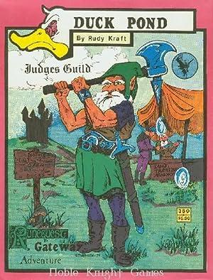 Duck Pond (RuneQuest (Judges Guild)): Rudy Kraft