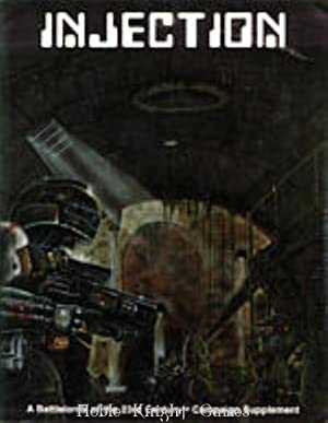 Injection (Battlelords of the Twenty-Third Century (ODS)): Lawrence Sims
