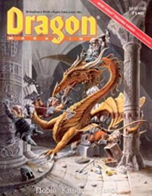 """#180 """"Not Another Magical Sword!, Your Basic Barbarian"""" (Dragon Magazine #151 - #200)"""