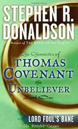Chronicles of Thomas Covenant the Unbeliever, The: Stephen Donaldson