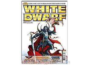 "384 ""Vampire Counts, Sorcerous Pacts, Civil War"" (White Dwarf Magazine #351 - #409)"