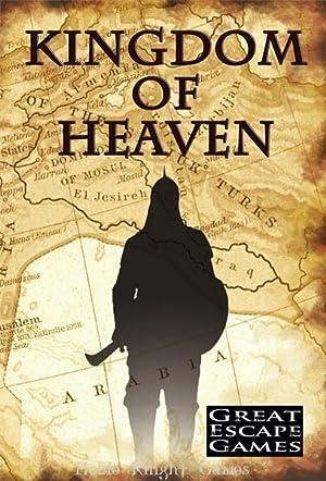 Kingdom of Heaven (Clash of Empires): Stephen Bennet