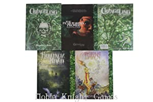 Changeling - The Lost Supplement Collection - 3 Books & 2 Accessories (Changeling - The Lost)