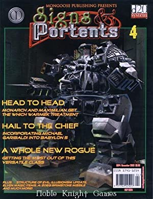 "4 ""Which Warmek?"" (Signs & Portents Magazine (d20))"