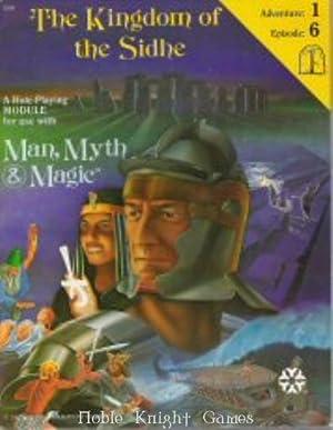 Kingdom of the Sidhe, The (Man, Myth: Herbie Brennan