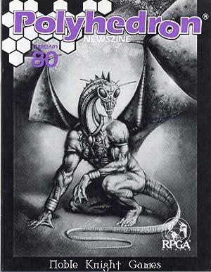 """80 """"Guarded Wagon - Dark Sun Adventure, Solo Super Hero Campaigns"""" (Polyhedron Magazine ..."""