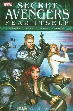 Fear Itself - Secret Avengers (Graphic Novels: Nick Spencer