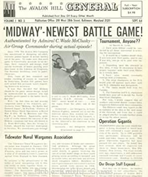 "Vol. 1, #3 ""Midway, U-Boat, D-Day"" (General Magazine - Volumes 01 to Volume 8)"