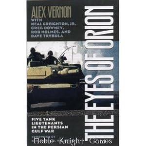 The Eyes of Orion:Five Tank Lieutenants in the Persian Gulf War