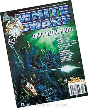 "227 ""Dark Eldar, Tomb Kings of Khemri, Empire Army"" (White Dwarf Magazine #201 - #250)"