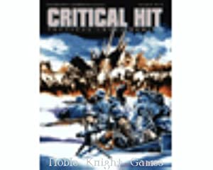 """Vol. 6, #4 """"The Ides of March"""" 1st Edition (Advanced Squad Leader - Critical Hit Magazine..."""