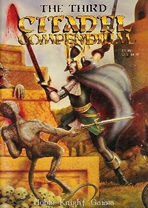 """Third Citadel Compendium, The """"Baneful Banners, Bellicose Bestiary"""" (Citadel Compendium &..."""