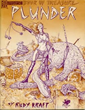Book of Treasure - Plunder (RuneQuest (Chaosium)): Rudy Kraft