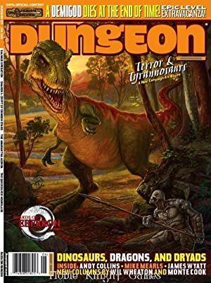 "123 ""Shards of Eberron, Epic Level Extravanganza, Terror & Tyrannosaurs"" (Dungeon ..."