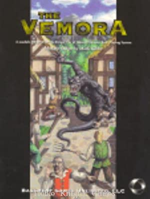 Vemora, The (Forge Out of Chaos): Mark Kibbe