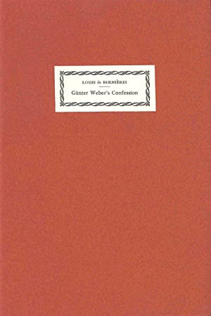 Gunter Weber's Confession: de Bernieres, Louis
