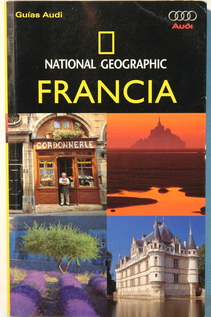 National Geographic, FRANCIA - Rosemary Bailey