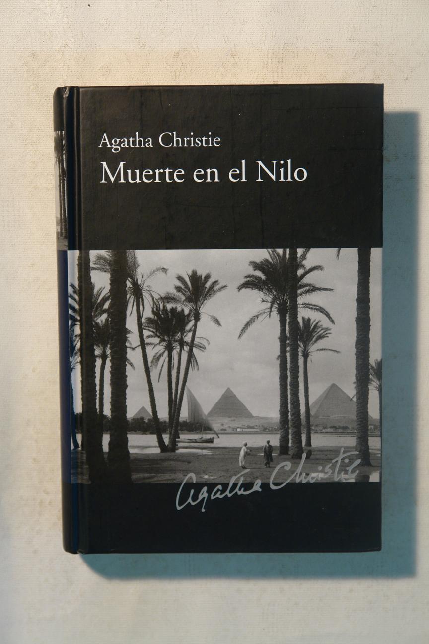 Muerte en el Nilo: Agatha Christie