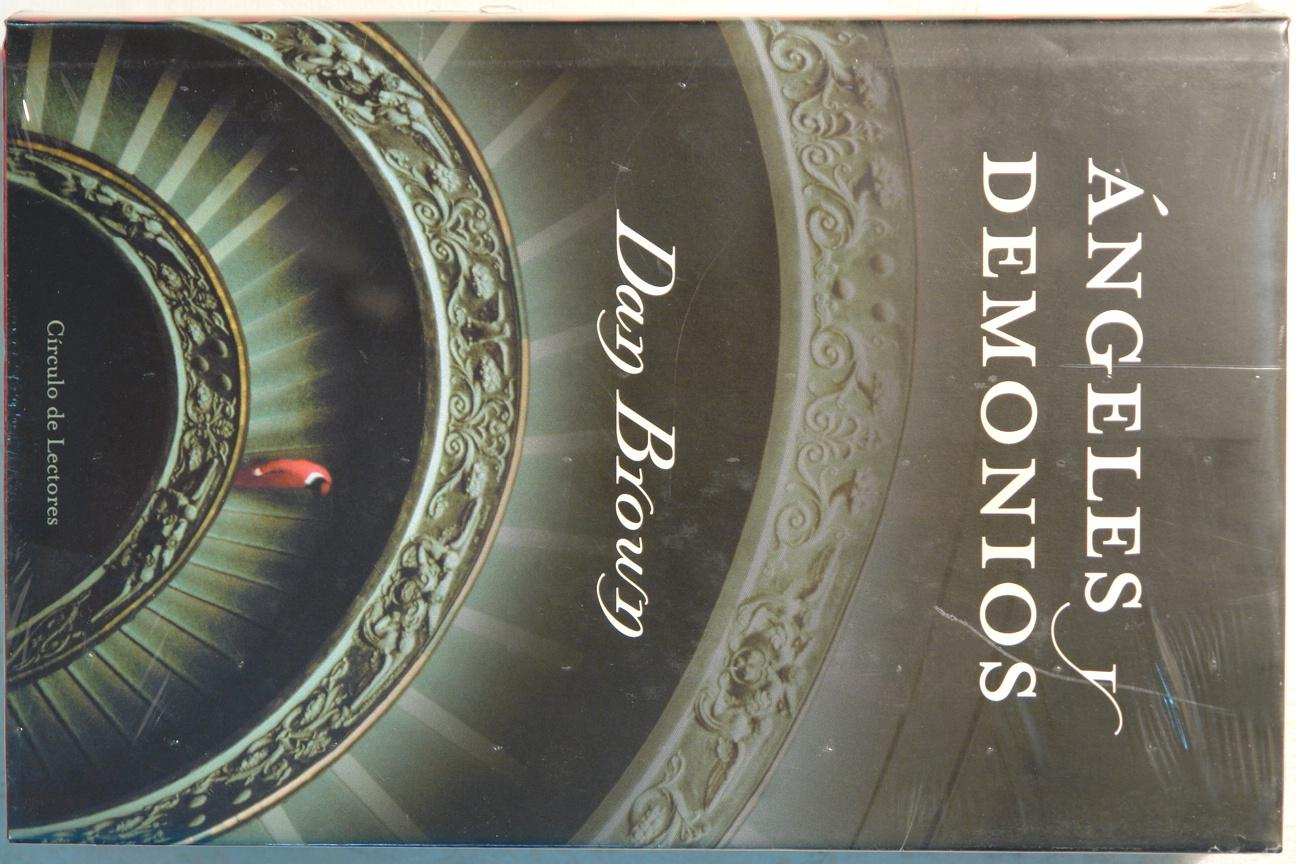 Ángeles y demonios: Dan Brown