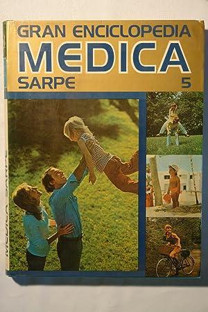 Gran Enciclopedia Medica Sarpe Vol. 5: Varios