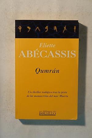 Qumrán: Eliette Abécassis