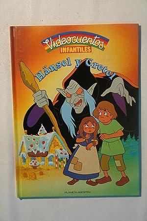 Videocuentos infantiles. Hänsel y Gretel: Saro de la
