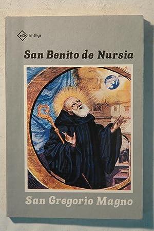 San Benito de Nursia: San Gregorio Magno