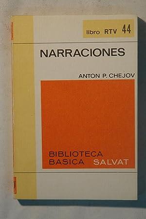 Narraciones. Libro RTV 44: Anton P. Chejov
