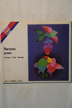 Nuestros Genes. Vol. 39: Enrique Cerdá Olmedo