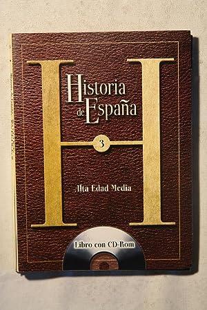 Historia de España. Alta Edad Media. Vol. 3: No definido